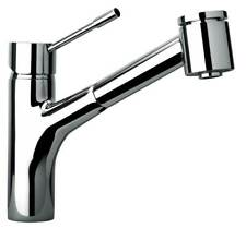 Jewel Faucets Single Hole Kitchen Faucet w Pull-Out Spray Head [ID 1112640]