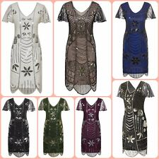 1920 S Style Dresses Flapper Great Gatsby Dress Vintage Prom Party Cocktail