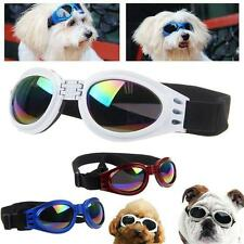 Eye Protect UV Goggles Sunglasses Eyeweare for Pet Dog with Anti-fog Lens Pip^v^