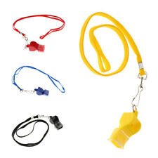 Soccer Basketball Coach REFEREE WHISTLE, Outdoor Survival Safety Whistle