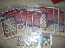 Classic Quilt Blocks from Jo Ann Block of the Month Beautiful Quilt