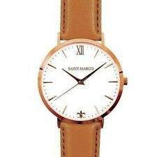 Ladies Watch Saint Marco Silver or Rose Gold Swiss movement Brand new boxed