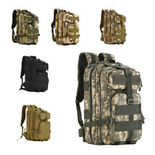 40L Molle Outdoor Military Tactical Bag Camping Hiking Trekking Travel Backpack