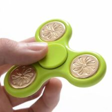 ABS Flower Hand Spinner Fidget Finger ADHD Autism Gyro Kids/Adults Toy