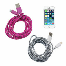 Extra Long 3M USB LEAD SYNC DATA CABLE CHARGER For iPhone 6 6s PLUS 5 5S SE iPad
