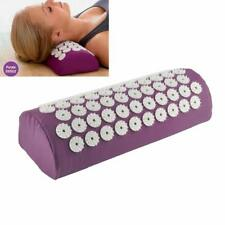 Acupuncture Spike Pillow Yoga Acupressure Pain Stress Relieve Cushion Back Mat