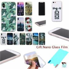 Fashion SOFT RUGGED TPU Silicone 1.2 THICK Back Case Cover Skin For Apple iPhone
