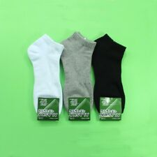 Man Sport double bottom ankle socks   Made In Korea High Quality 3Color 10 Pairs