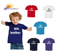 Rabbit Skins - Big brother , Toddler Fine Jersey Tee