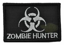 Zombie Hunter Biohazard - 2x3 Patch
