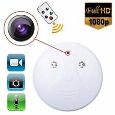 Mini HD DVR SPY Hidden Camera Smoke Detector Motion Detection Recorder Cam 16G