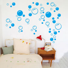 wall art bathroom shower tile removable decor decal mural kid sticker bubble Swy