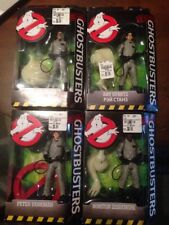 MATTEL GHOSTBUSTERS WINSTON, RAY, PETER, EGON. SELECT FROM DROP-DOWN MENU