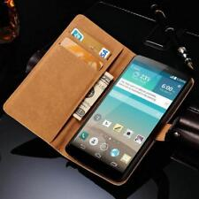 Genuine Leather Case For LG G3 D850 D855 Luxury Phone Bag Cover For LG Optimus G
