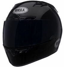 Bell Gloss Black Adult Vortex Solid Full Face Motorcycle Helmet
