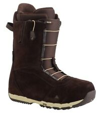 Burton Ruler Leather Snow Boots 2018 Mens in Brown