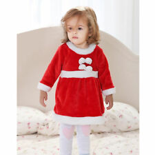 The Little Girl Christmas Dress Suit Size