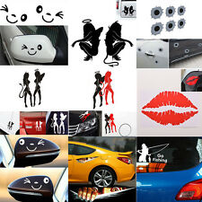 26 Styles Car Stickers Decals Car Auto Truck Window Decorations Wall Sticker FT