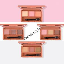 3 Colors Natural Eye Shadow Makeup Shimmer Matte Eyeshadow Palette Cosmetics