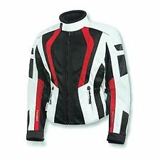 Olympia Airglide 5 Womens Textile Jacket Red/White/Black
