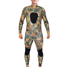 Mens 3mm Full Body Neoprene Wetsuit Wet Suit Surfing Surf Swim SCUBA Diving