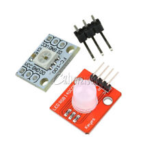 2/5PCS 5V 1-Bit 10MM WS2812 2811 STM32 M92RGB LED Module Light Emitting Diode