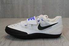 25 NEW Mens Nike Zoom Rotational 6 Discus Hammer Shot Put White shoes 10-14
