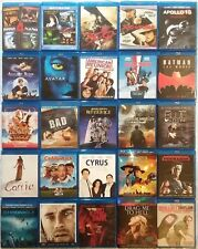 Mix Blu-ray Lot, You Choose New & Used (Free Shipping On Any Additional Movies)