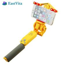 360 degrees Rotation Extendable Selfie Stick Wireless Bluetooth 4 Remote Control