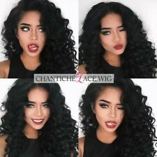Brazilian Human Hair Lace Front Wig Body Wave Lace Front Wigs African Americans