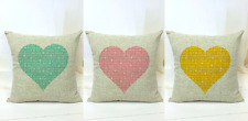 The Beatles ALL YOU NEED IS LOVE Music Lyrics Cover Cushion Pillow Cover Gift