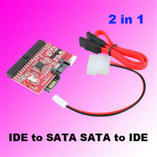 In 1 To SATA Converter SATA To IDE Converter SATA To IDE Adapter Cable Adapter