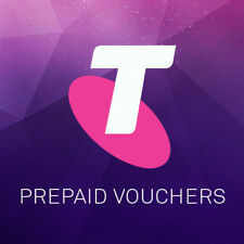 Telstra Prepaid Recharge Vouchers (20% OFF RRP) for Mobile Internet Tablet iPad
