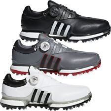 Adidas Golf 2018 Mens Tour360 EQT BOA Leather Golf Shoes - Wide Fitting