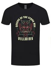 Queens Of The Stone Age Villains Men's Black T-shirt