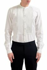 "Dolce & Gabbana ""Gold"" Men's White Dress Shirt Size 14.5 15 15.5 15.75 16"