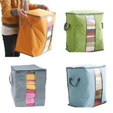 New Multi-color bamboo charcoal quilt clothing storage bag