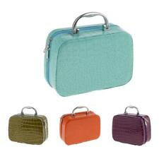 Multifunction Travel Cosmetic Bag Makeup Case Pouch Toiletry Organizer Zip