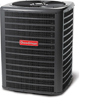 Central Air Conditioner Condenser Goodman GSX13 - Many Sizes - R410A Freon