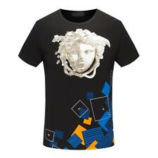2018 NEW Men's Round Neck Classic Icon Graphic TEE Summer T-Shirts Sports