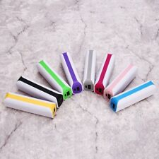 Portable 2600mAh USB Backup Battery Charger Power Bank Case For Cell Phone