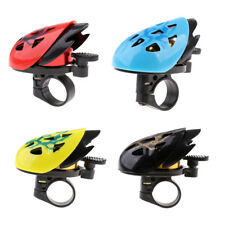 Bicycle Electronic Bell Sound Handlebar Ring Horn Safety Alarm Accessories