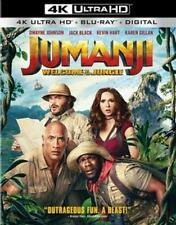 Jumanji: Welcome to the Jungle Region 1 Free Shipping!