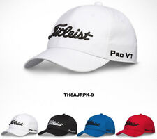 Titleist Golf 2018 New Junior Tour Performance Cap Hat Headwear TH8AJRPK-9