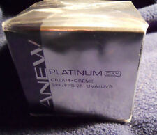 Avon ANEW Platinum DAY Cream*Full Size*NEW Sealed Box!