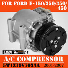 Top AC Compressor for Crown Victoria E-Series Expedition Explorer 77588 Cool