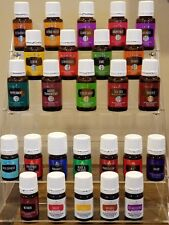 Young Living Essential Oils 5 ml and 15 ml Brand New and Unopened FREE SHIPPING