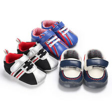Infant Soft Sole Newborn Boy's & Girl' s Leather Baby Shoes Toddler shoes New