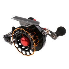 Inline Ice Fishing Reel Right Hand Raft Fly Fishing Reel 5BB for Big Game