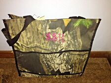 Personalized Camo Camouflage Diaper Bag Baby New Infant Boy Girl Embroidered
